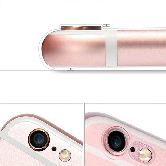透明殼專家 iPhone8/7 極薄抗指紋 0.35mm 全包覆保護殼