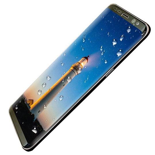 透明殼專家SAMSUNG Note8 防爆曲面全螢幕保護貼2枚入