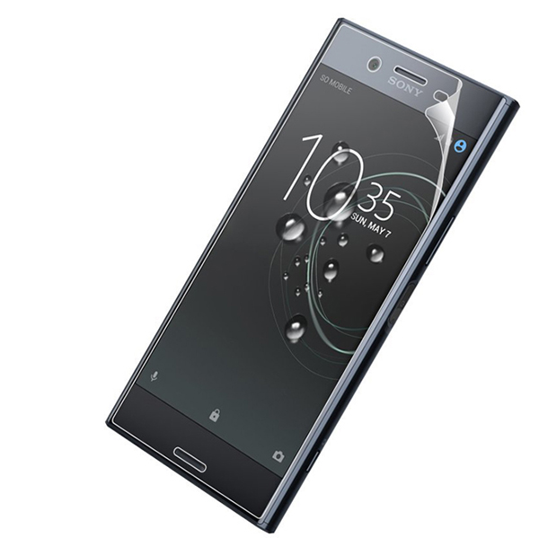 透明殼專家 SONY XZ Premium 防爆曲面 全螢幕保護貼 2枚入