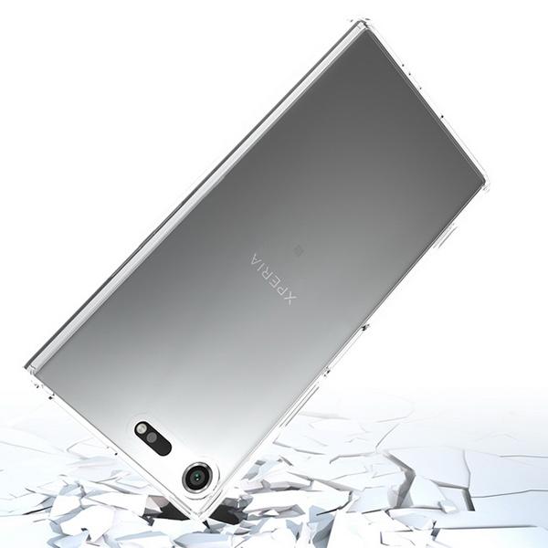 透明殼專家 SONY XZ Premium PC+TPU 全包覆防摔殼